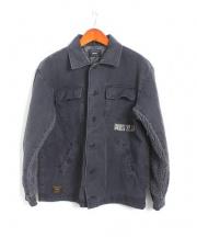 glamb(グラム)の古着「Jonas military JKT」 グレー