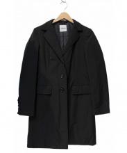 ASPESI(アスペジ)の古着「中綿チェスターコート」|ブラック