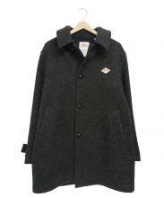 DANTON(ダントン)の古着「ウールモッサシングルコート」