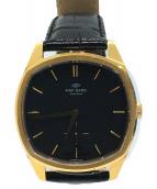 KNUT GADD(クヌート ガッド)の古着「腕時計」