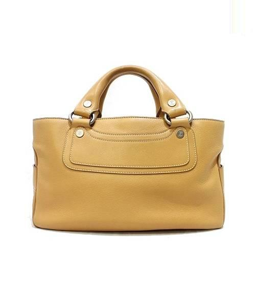 1a37e31a2be6 中古・古着通販】CELINE (セリーヌ) ブギーハンドバッグ キャメル CE00 ...