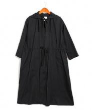 CLANE(クラネ)の古着「オーバーロングモッズコート」|ブラック
