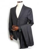Belvest(ベルベスト)の古着「3Bスーツ」|グレー