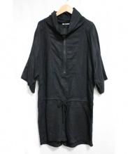 T by ALEXANDER WANG(ティーバイアレキサンダーワン)の古着「オールインワン」|ブラック