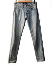 THE RERACS(ザ リラクス)の古着「デニムパンツ」|ブルー