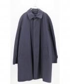 Brooks Brothers(ブルックスブラザーズ)の古着「ライナー付ステンカラーコート」 ネイビー