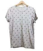 Acne(アクネ)の古着「プリントTシャツ」|グレー
