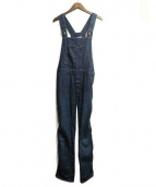 SCYEBASICS(サイベーシックス)の古着「デニムオーバーオール」|ブルー
