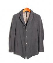 THEE OLD CIRCUS(ジ・オールド・サーカス)の古着「テーラードジャケット」|グレー