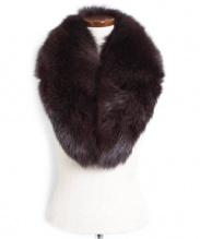 SAGA FURS(サガファー)の古着「ファーティペット」 ブラウン