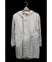 WISLOM(ウィズロム)の古着「モッズコート」|グレー