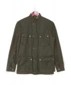 BELSTAFF(ベルスタッフ)の古着「オイルドジャケット」