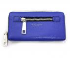 MARC JACOBS(マークジェイコブス)の古着「ラウンドファスナー長財布」|ブルー