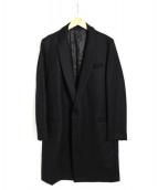 CHRISTIAN DADA(クリスチャンダダ)の古着「チェスターコート」|ブラック