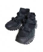 adidas×HYKE(アディダス×ハイク)の古着「スニーカー」|ブラック