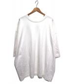 WILLY CHAVARRIA(ウィリーチャバリア)の古着「MACHO BUFFALO TEE」|ホワイト