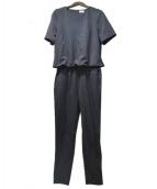 REKISAMI(レキサミ)の古着「オールインワン」 ブラック