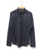 BALENCIAGA(バレンシアガ)の古着「チェックシャツ」