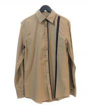 JIL SANDER(ジルサンダー)の古着「ラインブロードシャツ」