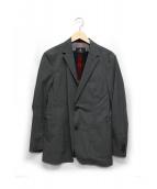 BLACK LABEL CRESTBRIDGE(ブラックレーベルクレストブリッジ)の古着「2Bジャケット」|グレー