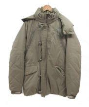NANGA×F/CE(ナンガ×エフシーイー)の古着「N-3Bダウンジャケット」|ベージュ