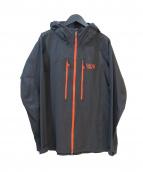 MOUNTAIN HARD WEAR(マウンテン ハード ウェア)の古着「ミクサクションジャケット」