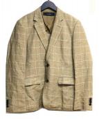 AMERICAN RAG CIE(アメリカンラグシー)の古着「ウインドペーン2Bジャケット」|ベージュ