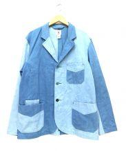ARPENTEUR(アーペントル)の古着「コットンテーラードジャケット」