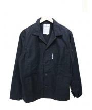 CHEVRE(シェーブル)の古着「ワークジャケット」 ブラック