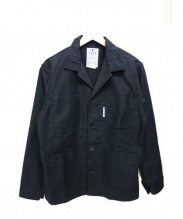 CHEVRE(シェーブル)の古着「ワークジャケット」|ブラック