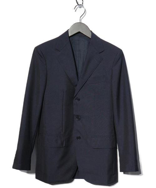 UNITED ARROWS TOKYO(ユナイテッドアローズトウキョウ)UNITED ARROWS TOKYO (ユナイティッドアローズトウキョウ) モヘヤトロピカルウール3Bスーツ ネイビー サイズ:XSの古着・服飾アイテム