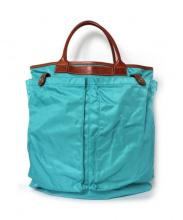 Felisi(フェリージ)の古着「ナイロントートバッグ」 スカイブルー