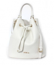 FURLA(フルラ)の古着「2WAYバッグ」|オフホワイト