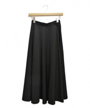 BLACK COMME des GARCONS(ブラックコムデギャルソン)の古着「パンツスカート」 ブラック