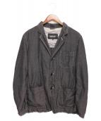 COMME des GARCONS HOMME DEUX(コムデギャルソンオムドゥ)の古着「3Bジャケット」