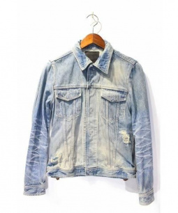 ISAMU KATAYAMA BACKLASH(イサムカタヤマ バックラッシュ)の古着「デニムジャケット」|インディゴ
