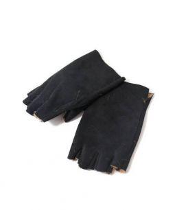 ISAMU KATAYAMA BACKLASH(イサムカタヤマ・バックラッシュ)の古着「レザーグローブ」 ブラック