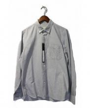 ISAMU KATAYAMA BACKLASH(イサムカタヤマ バックラッシュ)の古着「ボタンダウンシャツ」 グレー