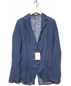 UMIT BENAN(ウミット ベナン)の古着「テーラードジャケット」|ネイビー