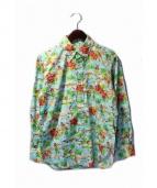 Engineered Garments(エンジニアードガーメン)の古着「アロハシャツ」|スカイブルー