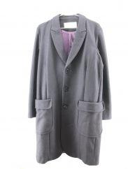 Julien David(ジュリアンデイヴィッド)の古着「チェスターコート」