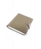 HERMES(エルメス)の古着「手帳カバー」|グレージュ