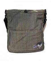 PORTER CLASSIC(ポータークラシック)の古着「ショルダーバッグ」 ヒッコリー