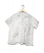 Engineered Garments(エンジニアードガーメンツ)の古着「キャンプシャツ」|ホワイト