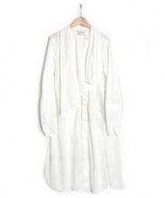 LEMAIRE(ルメール)の古着「ワンピース」|ホワイト
