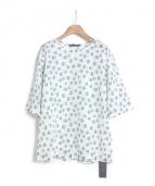 CHRISTOPHE LEMAIRE(クリストフルメール)の古着「プルオーバーシャツ」|ホワイト
