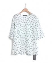 CHRISTOPHE LEMAIRE(クリストフルメール)の古着「プルオーバーシャツ」 ホワイト