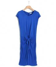 ISSA LONDON(イッサロンドン)の古着「ワンピース」|ブルー