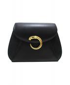 Cartier(カルティエ)の古着「2WAYショルダーバッグ」|ブラック