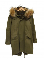 LITHIUM HOMME(リチウムオム)の古着「M51モッズコート」